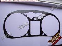 Folie Carbon Bord 3D Vw GOLF 4