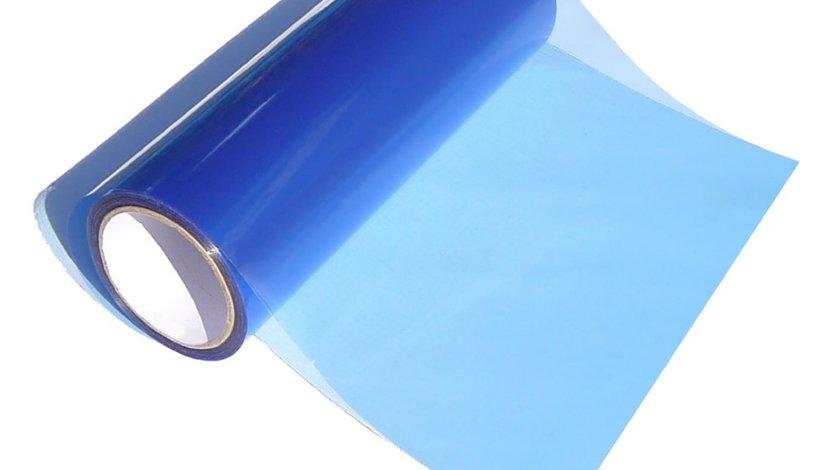 Folie Translucida Albastru coala 30X100cm