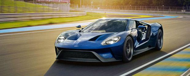 Ford a dat cu bata-n balta cu noul GT. Colectionarii critica dur criteriile de selectie
