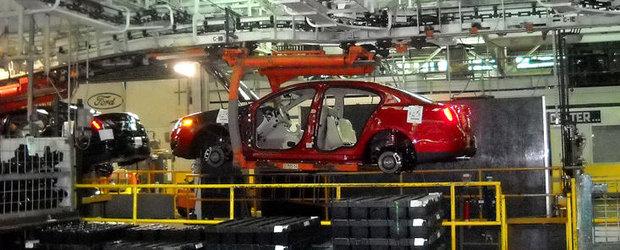 Ford a inaugurat fabrica din Thailanda