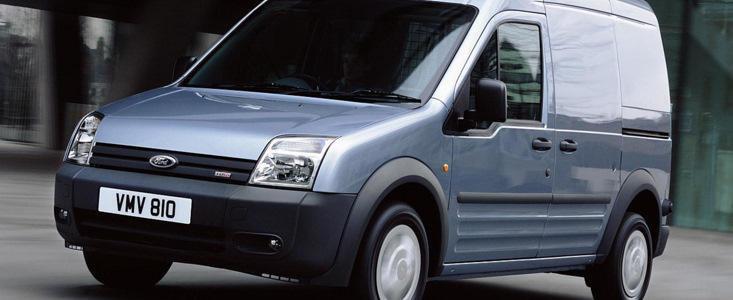 Ford a oprit asambalarea lui Transit Connect la uzina de la Craiova