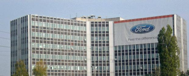 Ford a redus tinta de angajari la uzina din Craiova