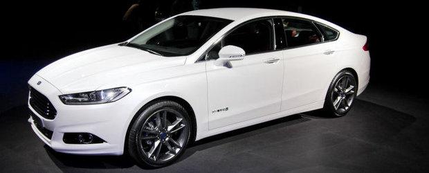 Ford anunta calendarul viitoarelor lansari in Europa