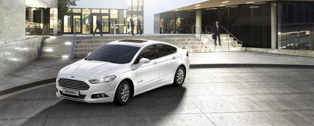 Ford anunta preturile 'noului' Mondeo