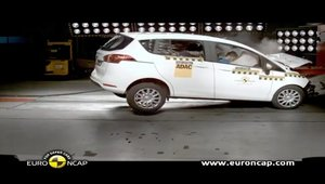 Ford B-Max - Crash Test by EuroNCAP