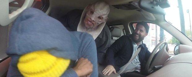 Ford baga spaima in clientii sai de Halloween