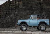Ford Bronco din 1973 restaurat