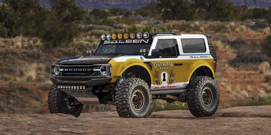 Ford Bronco Saleen