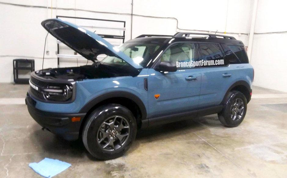 Ford Bronco si Bronco Sport