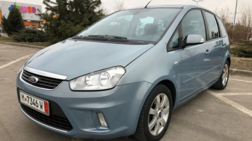 Ford C-MAX 2.0 TDCi 2009