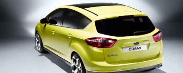 Ford C-MAX isi arata noua fata
