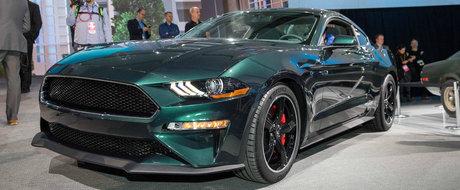 Ford confirma puterea noului Mustang Bullit. Cati cai are versiunea americana si cati vor primi europenii