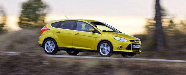 Ford doreste triplarea productiei de masini echipate cu motoare EcoBoost