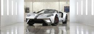 Ford duce la extrem noul GT cu editia limitata Competition Series