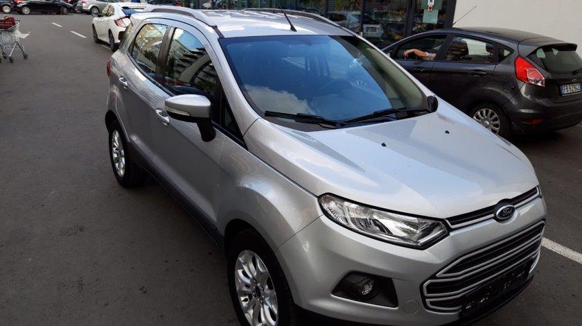 Ford Ecosport 1,5 diesel 2016