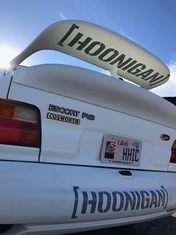 Ford Escort Cosworth- Ken Block