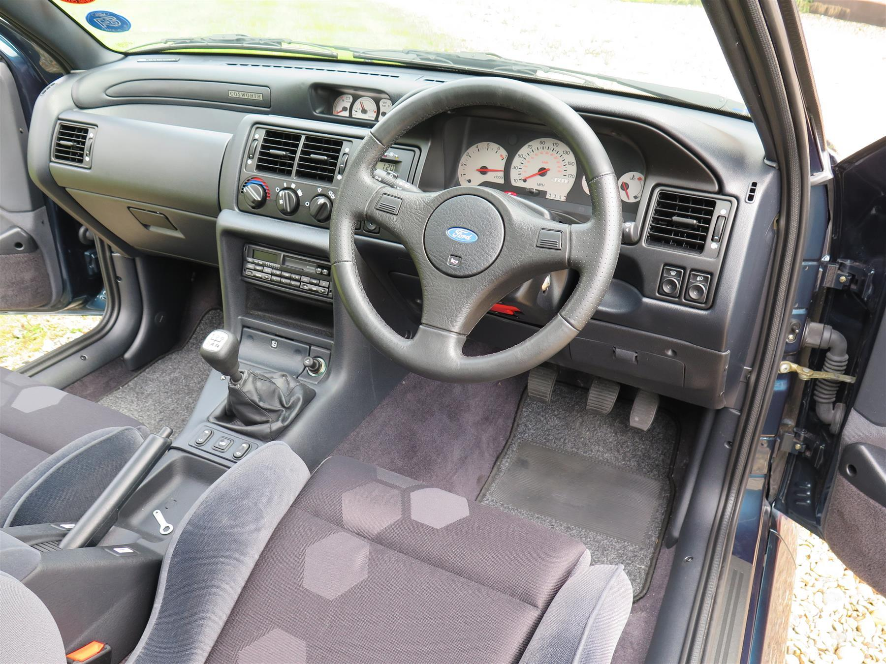 Ford Escort Cosworth - Ford Escort Cosworth