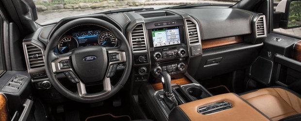 Ford F-150 Limited e cea mai luxoasa camioneta pe care banii o pot cumpara
