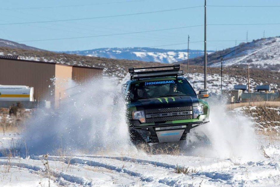 Ford F-150 RaptorTRAX