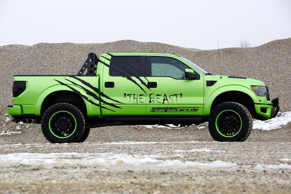 Ford F-150 SVT Raptor by GeigerCars