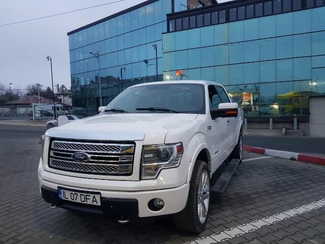 Ford F150 3.5 v6 2014