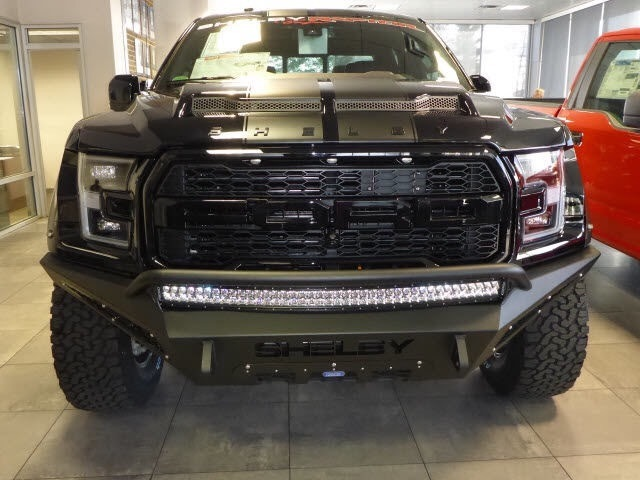 Ford F150 Shelby Baja limited edition 2018