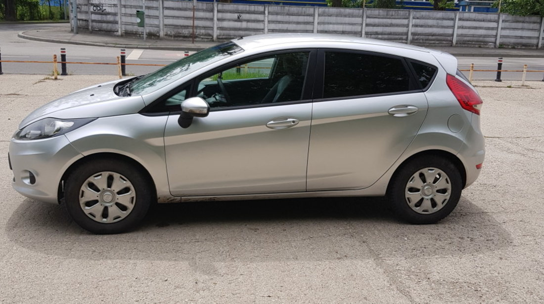 Ford Fiesta 1.2 2009