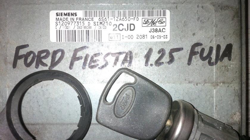 ford fiesta 1.25 fuja 6S61-12A650-FD SIEMENS S120977315D
