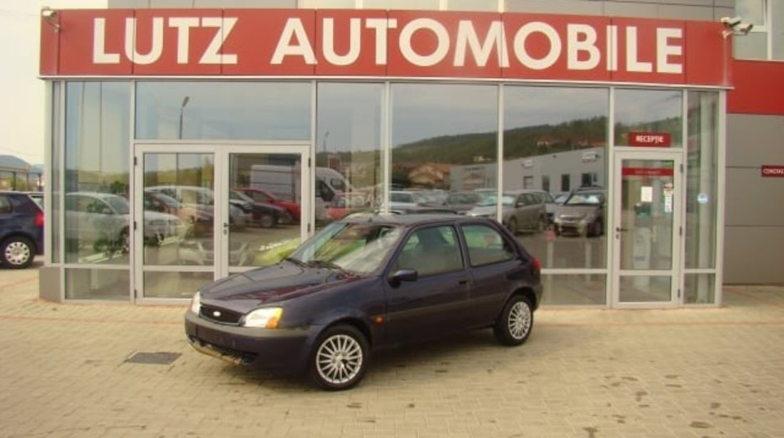 Ford Fiesta 1,3 benzina 2002