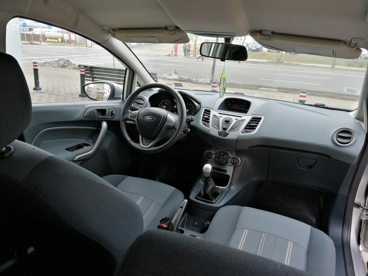 Ford Fiesta 1.4 TDCI 2009