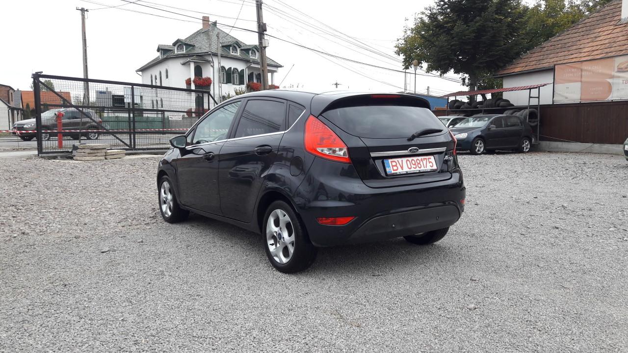 Ford Fiesta 1.4i 2011