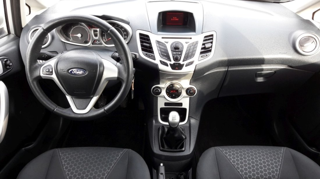 Ford Fiesta 1,6 Tdci 2011