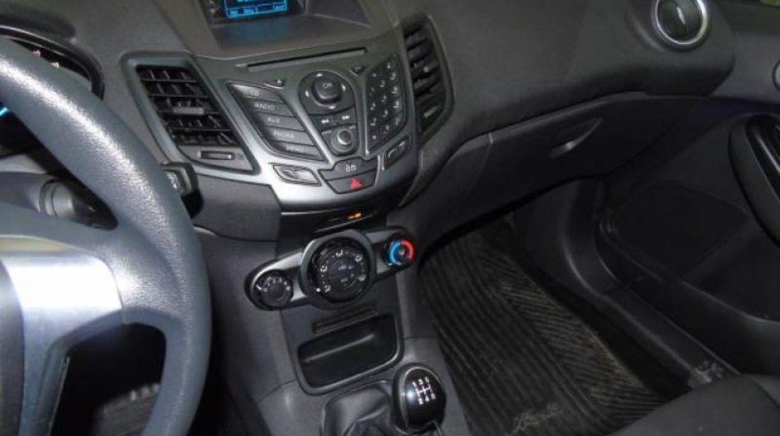 Ford Fiesta 1.6 TDCi Trend 95 CP 2013