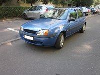 Ford Fiesta 12 zetec 16v 2001