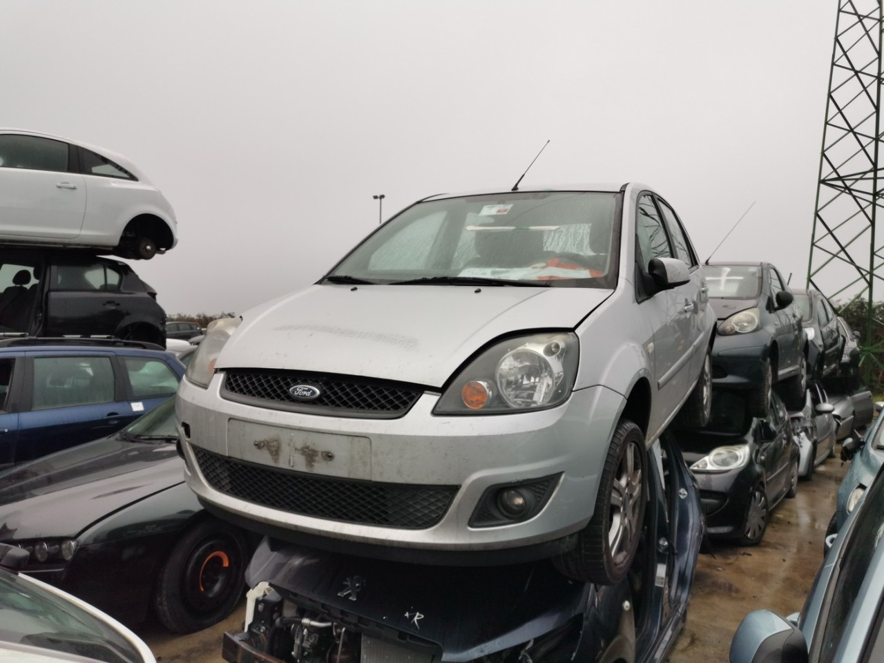 Ford Fiesta facelift 1.4tdci tip F6JB  (piese auto second hand)
