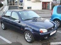 Ford Fiesta Zetec 2001