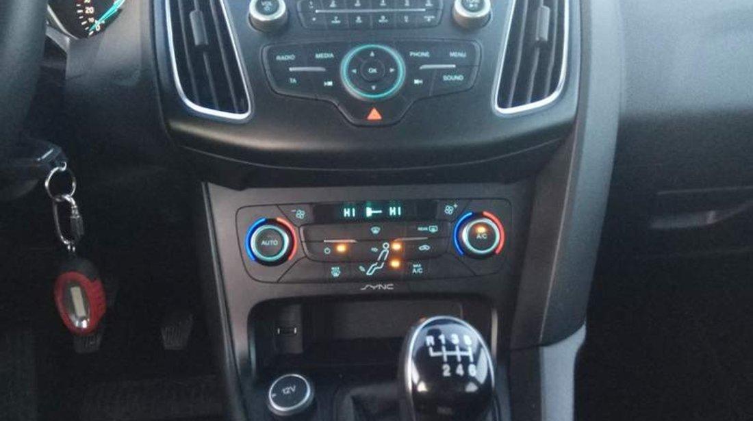 Ford Focus 1.0Ecoboost - finantare fara venituri, avans zero 2016