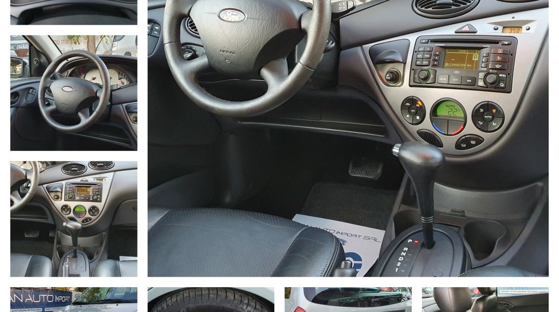 Ford Focus 1.6 16v 2004