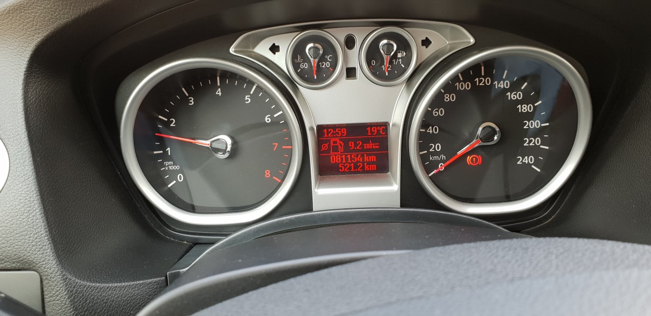 Ford Focus 1.6 2008