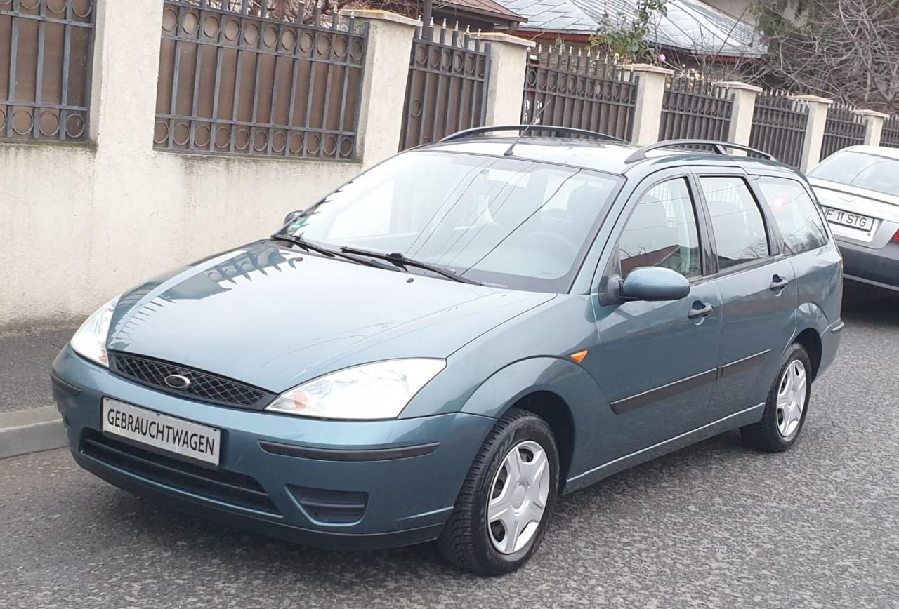 Ford Focus 1.6 benzina 2003