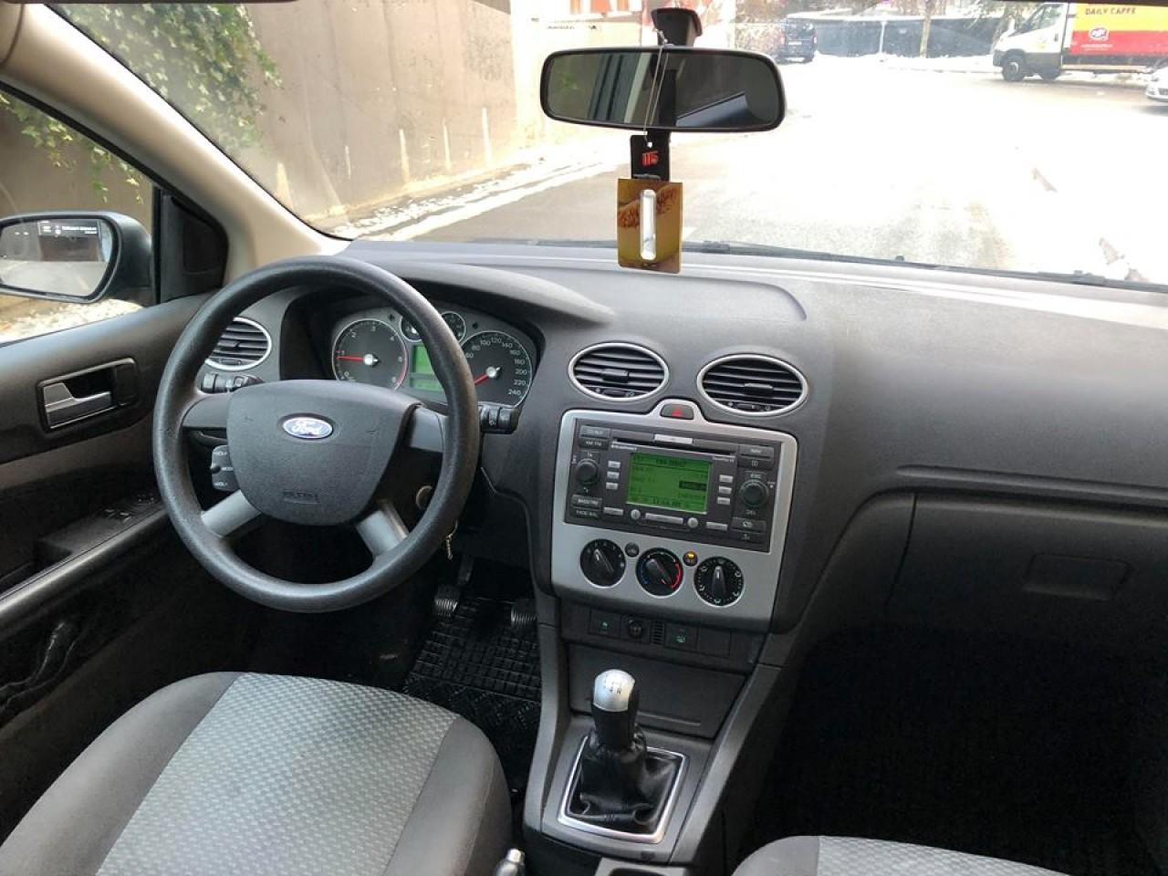 Ford Focus 1.6 Diesel 2007