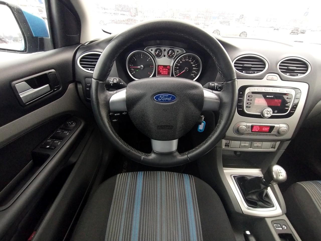 Ford Focus 1.6 Diesel Euro 5 Titanium 2009
