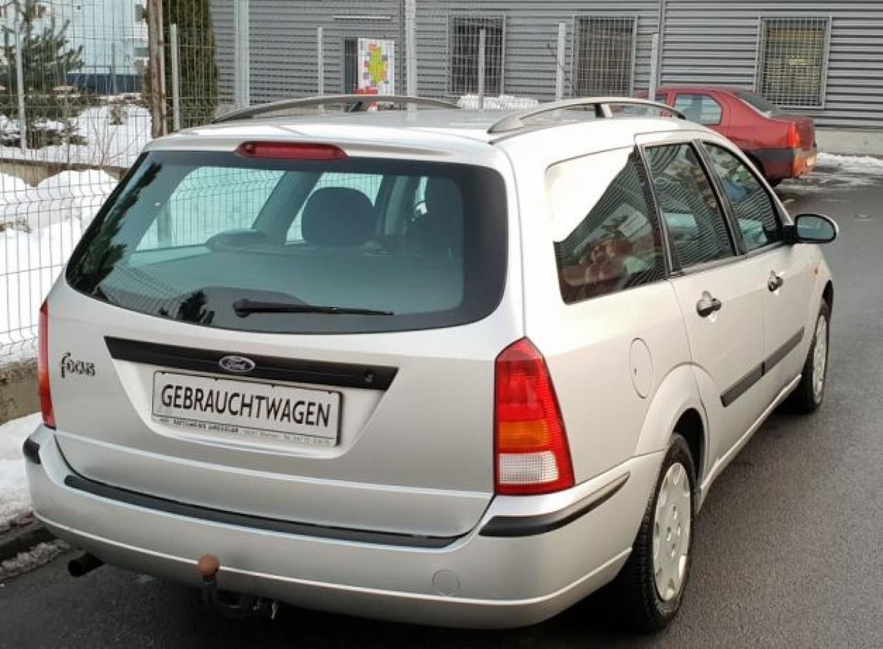 Ford Focus 1.6- EURO 4 2003