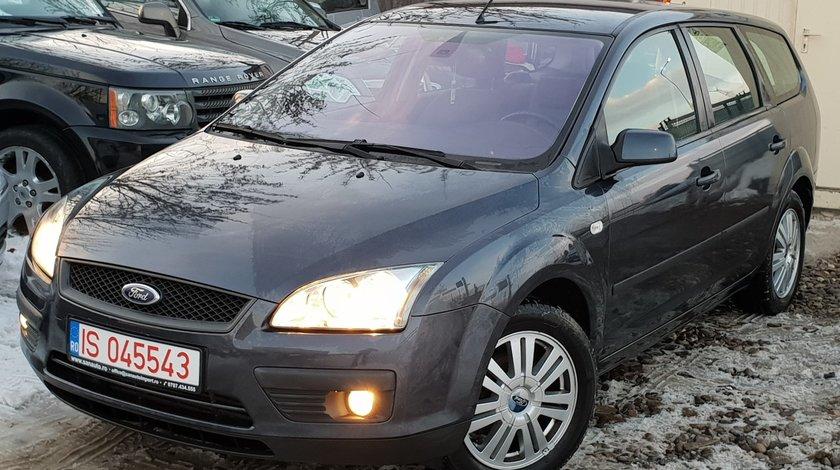 Ford Focus 1,6 Tdci 2007
