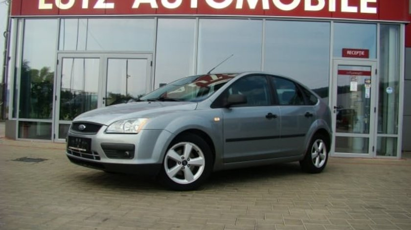 Ford Focus 1.6 TDCI TREND 2005