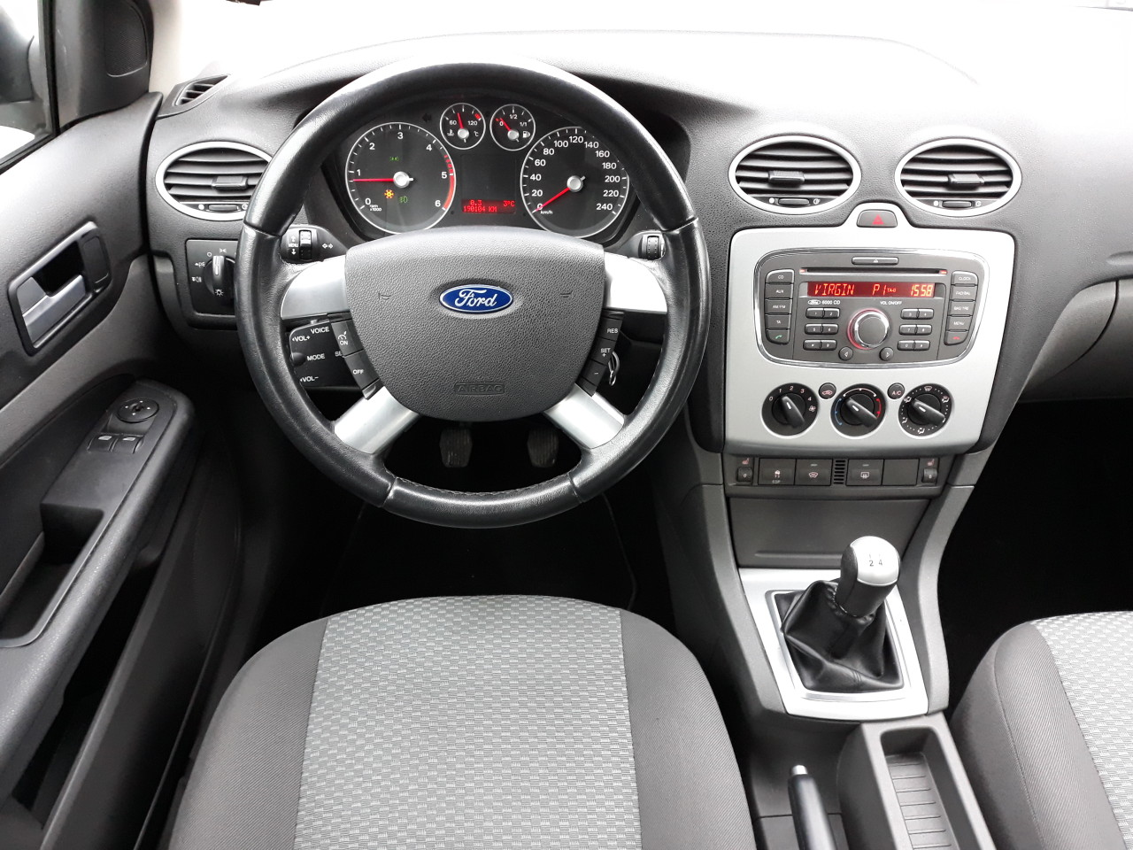 Ford Focus 1.6Tdci 109Cp.Euro4.Klima 2008