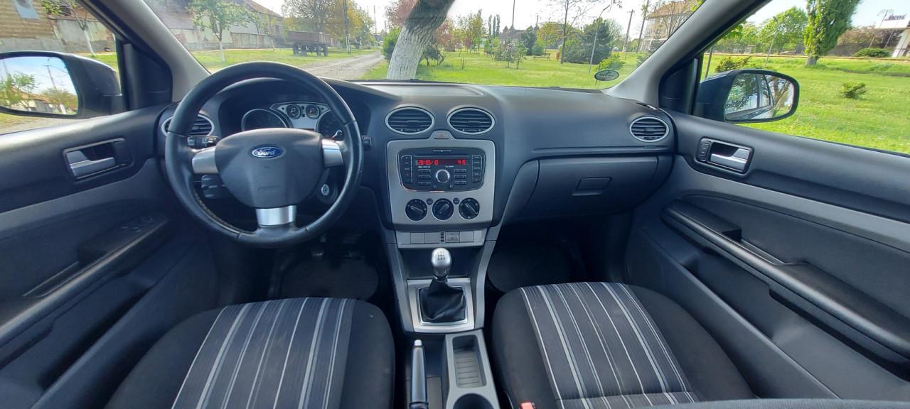Ford Focus 1.6tdci euro5 2010