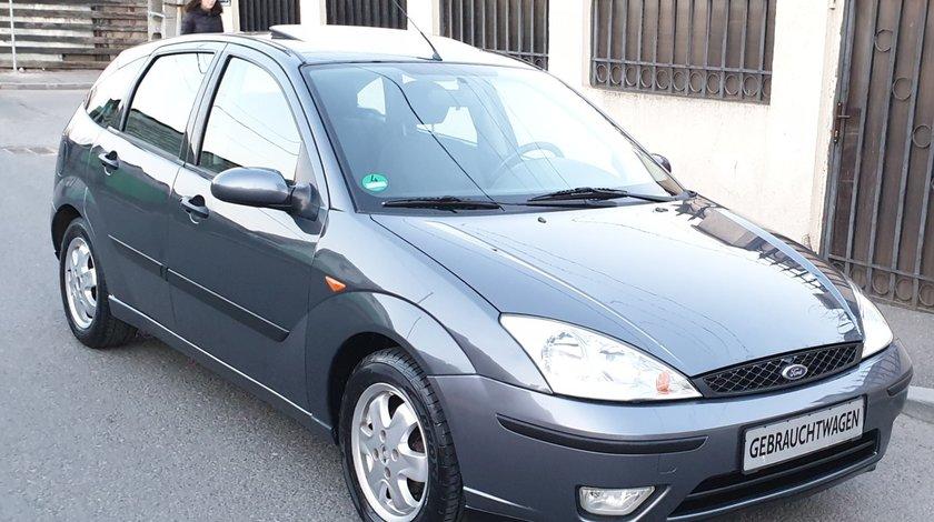 Ford Focus 1.8 euro 4 2003