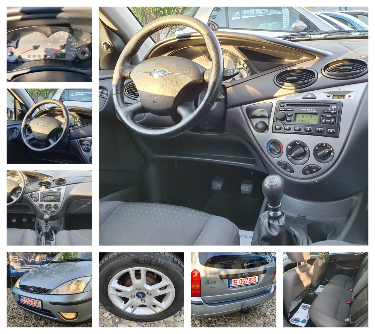 Ford Focus 1.8 tddi 2004