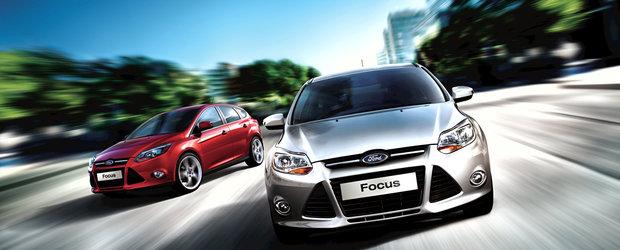 Ford Focus 2011 costa 16.000 de Euro, in Romania
